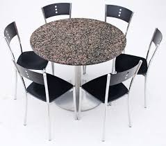 Italian Granite Table And 6 Chrome Black Dining Bistro ... Italian Garden Fniture Talenti Outdoor Living Clip Bora Bistro 5 Piece Patio Set Charcoal Uv Resistant Made Astounding High Top Table And Chairs Wooden Cheapest A Guide To Buying Vintage Fniture Amazoncom Home Source Industries 3piece Padrinos Steakhouse Photo Gallery Celtic Aria Bistro Set Celtic Cast Alinium Garden Best 2019 Ldon Evening Standard Handcrafted In North America Kitchen And Ding Room Canadel 3pc Bar Stools Tables Coffee Horizontal Cabinets