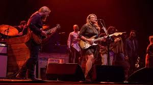 Tedeschi Trucks Band ~ Something - YouTube Tedeschi Trucks Band Lets Go Get Stoned Youtube Shelter Music Launches Provocative Its Who We Are National The Storm Mountain Jam 2014 Infinity Hall Live Ive Got A Feeling Midnight In Harlem On Etown I A What Is And Should Made Up Mind Anyhow Derek Susan Acoustic Performance Rollin Tumblin
