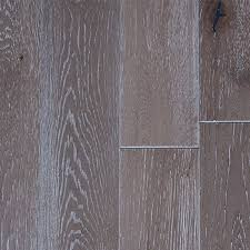 Wire Brushed Old Grey White Oak 7