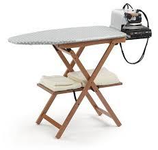 planche a repasser en bois planche à repasser astir buanderie tables