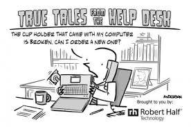 Help Desk Technician Salary Canada by Help Desk Analyst Salary And Job Description Robert Half