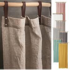gardinen vorhänge im landhaus stil fürs wohnzimmer
