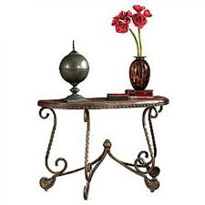 Traditional Dark Brown Norcastle Sofa Table by Sofa Table