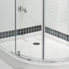Home Remedies For Clogged Bathtub Drains by Unclog A Shower Or Bathtub Drain 1 Rona