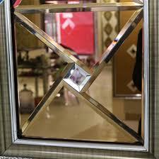 raute klar goldene silber getönte zauber spiegel glas wohnzimmer esszimmer hintergrund dekorative wandspiegel buy raute dekoratives zauber spiegel