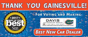 Davis Gainesville Chevrolet Cadillac