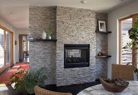 Modern Brick Fireplace Modern Brick Fireplace Design For Modern