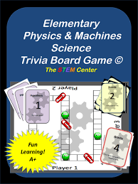 Science Game Elementary Physics And Machines
