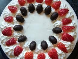 himbeer frischkäse torte