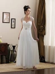simple elegant wedding gowns sleeves