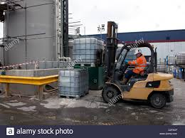 Industrial Waste Treatment Plant, England - Fork Lift Truck Stacks ... Forklift Lift Truck Sales Tx Garland Texas Repair Parts Rentals Northern Industrial 4 Wheel Platform 750 Lb Capacity Forklifts Equipment Pallet Jack Forklft Dealer New Used Rough Terrain And Semiindustrial Forklift Of 1500kg Unique In Its Fork Warehouse With Driver Ez Canvas Powered Heavy Machine Or Center Opens Additional Location Webb City Joplin Mo Corp Diesel Truck Rideon Industrial 4wheel 130d9 Toplift Ferrari Top Enterprises Inc