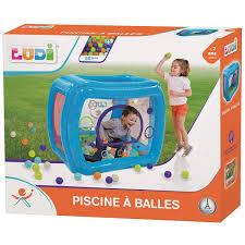 piscine a balle gonflable piscine à balle gonflable jeux jardin plein air jbm jouéclub
