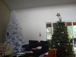 Pre Lit Christmas Trees At Walmart by White Christmas Trees Walmart Elegant 6 Foot White Christmas Tree
