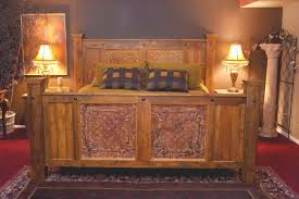 Bedroom FurnitureBedroom Furniture In Southwestern Style Built New Mexico Rustic Within Southwest