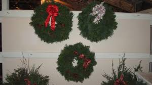 Fresh Christmas Trees Types by Christmas Wreaths U0026 Decor Cd Trees