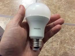 philips led a19 75 watt daylight white light bulb review tom s