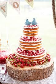 More Images Of Strawberry Wedding Cake Recipe
