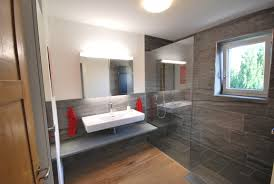 dusche in valser quarzit plattenarbeiten plattenleger