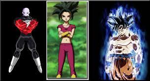 Jiren Vs Berserker Super Saiyan Kelfa Ultra Instinct Goku