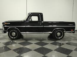 100 1969 Ford Truck For Sale F100 Ranger For Sale 48882 MCG