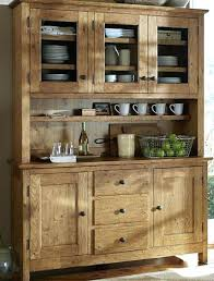 Rustic Dining Room Hutch For Appealing Best Ideas On With Regard To Kitchen Lovely