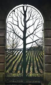 Metal Garden Gate Wonderful Decoration Exquisite 1000 Ideas About