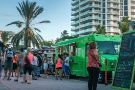 100 Food Trucks Miami Beach Are Adopting Mobile Payment To Give Their Customers A