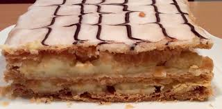 pate feuillete pour mille feuille millefeuilles au thermomix