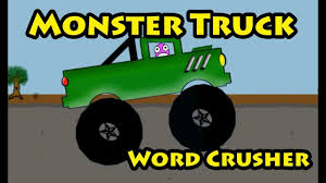 Vids4kids.tv - Monster Truck Word Crusher Series 1 - 5 - Clip.FAIL Super School Bus Monster Truck Compilation Kids Video Youtube Bigfoot Youtube 28 Images Presents Meteor Cartoon Gold Surprise Egg Bigfoot Cartoon Monster Truck Cartooncreativeco Tv Presents Meteor And The Mighty Trucks Show Beds For Kids Ivoiregion And The Mighty Trucks Uvanus A Snippet Of Official Website Blaze Attacked By Jurassic World Dinosaurs Nickelodeons