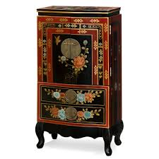 Hand Painted Tibetan Design Jewelry Armoire | Armoires, Asian ... 6 Drawer Jewelry Armoire In Armoires Oriental Fniture Rosewood Box Reviews Wayfair Boxes Care Sears Image Gallery Japanese Jewelry Armoire Handmade Leather Armoirecabinet Distressed 25 Beautiful Black Zen Mchandiser Innerspace Deluxe Designer With Decorative Mirror Amazoncom Exp 11inch 3drawer Chinese Vintage Lacquer Mother Of Pearl 5 Drawers Oriental Description Extra Tall 38 Best Asian Style Images On Pinterest Style Buddha