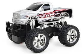 Amazon.com: New Bright - 1:24 Radio Control Truck - Colors May Vary ... New Bright Monster Jam Radio Control And Ndash Grave Digger Remote Truck G V Rc Car Jams Amazoncom 124 Colors May Vary Gizmo Toy 18 Rc Ff Pro Scorpion 128v Battery Rb Grave Digger 115 Scalefreaky Review All Chrome Scale Mega Blast Trucks Triangle By Youtube 1530 Pops Toys New Bright Big For Monster Extreme Industrial Co