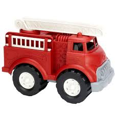 100 Fire Truck Red In Color BPA Free Phthalates Free Play Toy