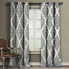 Joss And Main Curtains damask grommet curtain panel joss u0026 main 83