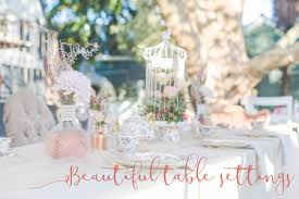 Kitchen Tea Bridal Shower Decor Theme Venue