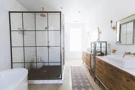 houzz industrial rustikal rustrial das badezimmer