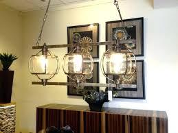 Off Center Dining Room Light Fixture Marvelous Chandelier Home Interior Centerpiece Diy Incredible Chandeliers