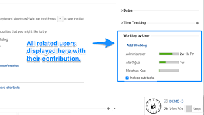 Worklog By User Timesheet Timesheets Are Grouped Into Two Categories Project And As Long You Have Permission To View