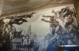 30 the controversial rockefeller mural 1000 things to do new york