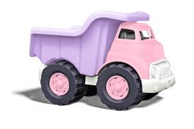 Green Toys Pink Dump Truck|Eco-friendly Educational Toys For Babies ...
