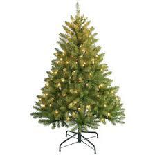 C1 45ft Pre Lit Clayton Spruce Christmas Tree