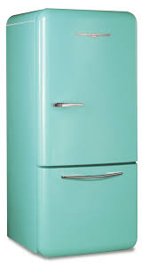 Brand New Fridge But 1950s Style Want