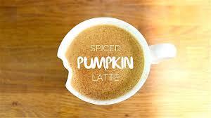 Pumpkin Spice Latte K Cups by Easy Diy Pumpkin Spice Latte Starbucks Pumpkin Spice Latte Bex