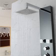 badezimmer zubehör mit sanitär armaturen preis wand dusch paneel buy bad zubehör wand dusche panel sanitär armaturen preis product on alibaba