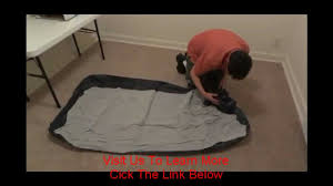 Jcpenney Air Bed by Intex Raised Downy Queen Airbed Air Mattress Reviews Youtube