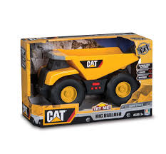 100 Big Toy Dump Truck Caterpillar 9 CAT Walmartcom