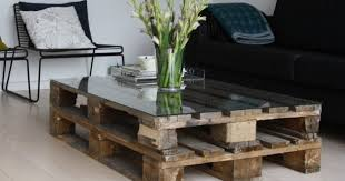 How To Make A Wood Pallet Coffee Table Diy Hirerush Blog House Interiors