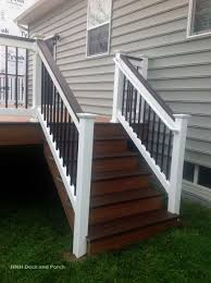 Trexcompany Transcend Composite Deck Steps Using Tiki Torch And ... Best 25 Deck Railings Ideas On Pinterest Outdoor Stairs 7 Best Images Cable Railing Decking And Fiberon Com Railing Gate 29 Cottage Deck Banister Cap Near The House Banquette Diy Wood Ideas Doherty Durability Of Fencing Beautiful Rail For And Indoors 126 Dock Stairs 21 Metal Rustic Title Rustic Brown Wood Decks 9