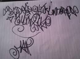 New Goblog Tattoos Wildstyle Graffiti Alphabet