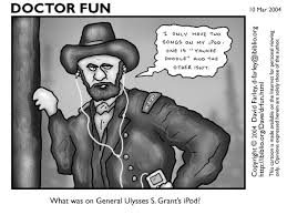 Ulysses S Grant Quotes New Doctor Fun Cartoons For March 8 Through 12 2004 Of