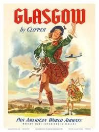 Glasgow Scotland By Clipper